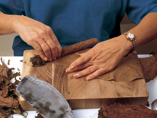 Fabricación de puros